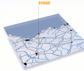 3d view of Rohan