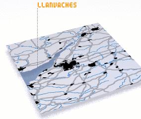 3d view of Llanvaches