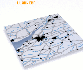 3d view of Llanwern