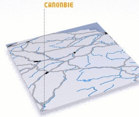 3d view of Canonbie