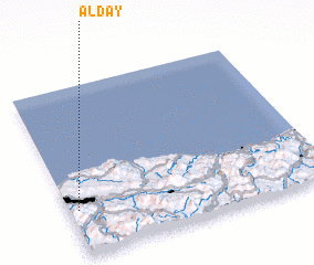 3d view of Alday