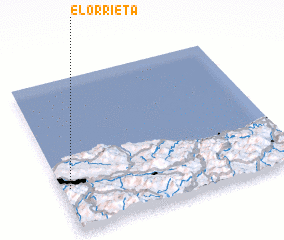 3d view of Elorrieta