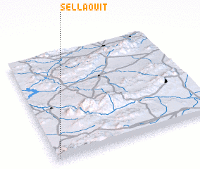 3d view of Sellaouit