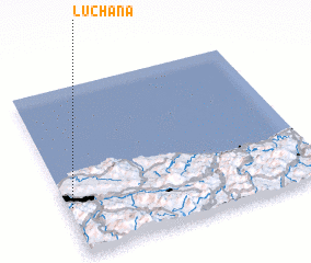 3d view of Luchana