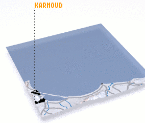 3d view of Karmoud