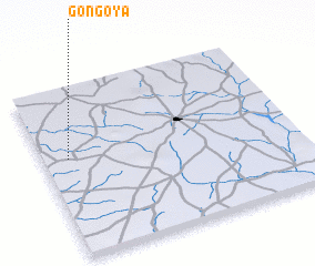 3d view of Gongoya