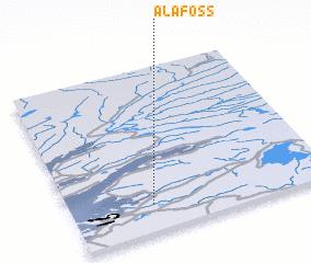 3d view of Álafoss