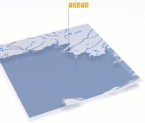 3d view of Akrar