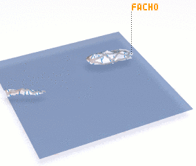 3d view of Facho