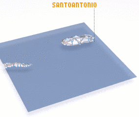 3d view of Santo António