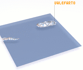 3d view of Vale Farto