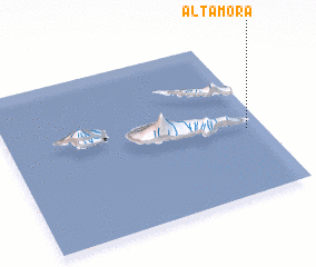3d view of Altamora