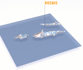 3d view of Rosais