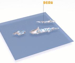 3d view of Beira