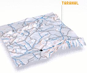 3d view of Tarahal