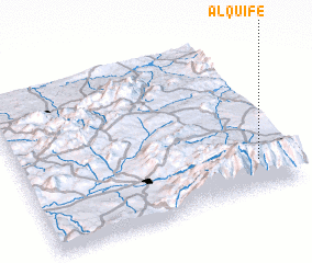 3d view of Alquife