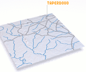 3d view of Taperdouo