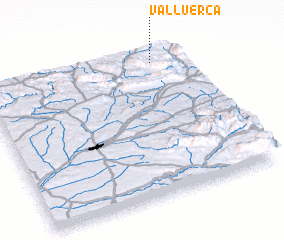 3d view of Valluerca
