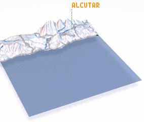 3d view of Alcútar