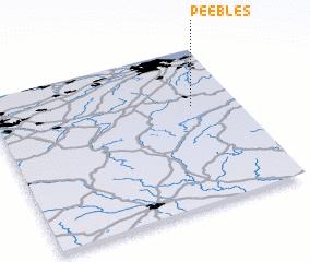 3d view of Peebles