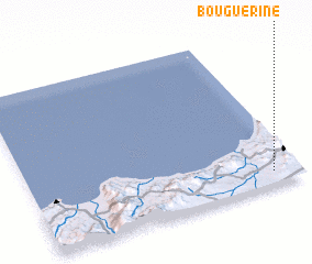 3d view of Bouguerine