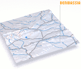 3d view of Beni Bassia