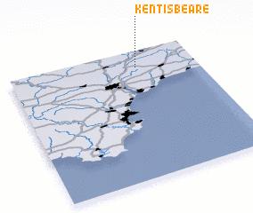 3d view of Kentisbeare