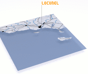 3d view of Locunel