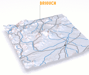 3d view of Driouch