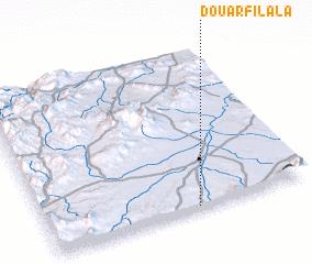 3d view of Douar Filala