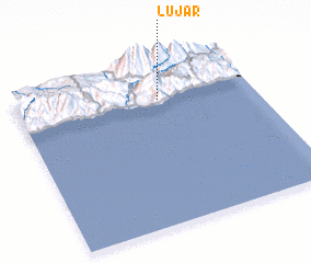 3d view of Lújar