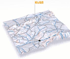 3d view of Híjar
