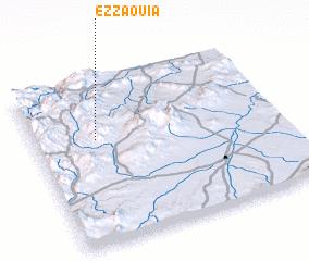 3d view of Ez Zaouia