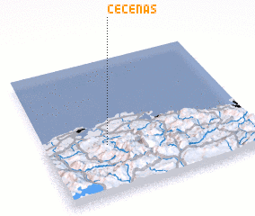 3d view of Ceceñas