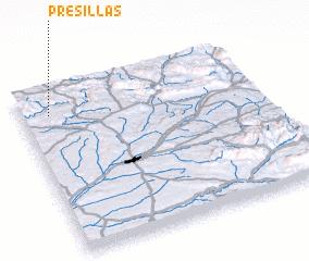 3d view of Presillas