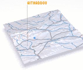 3d view of Aït Haddou