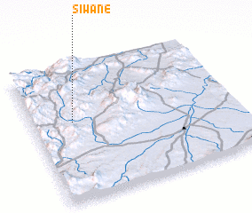 3d view of Siwane