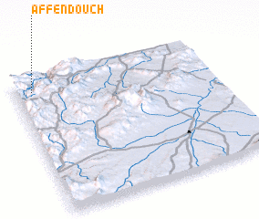 3d view of Affendouch