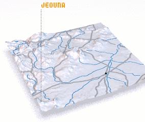 3d view of Jeouna