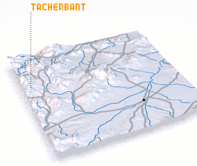 3d view of Tacherbant
