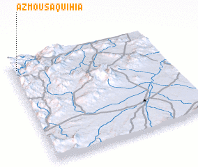 3d view of Azmousa Quihia