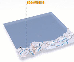 3d view of Eddouiene