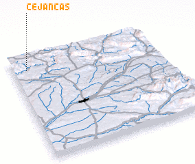 3d view of Cejancas