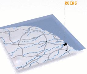 3d view of Rocas