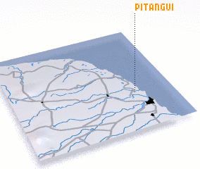 3d view of Pitangui