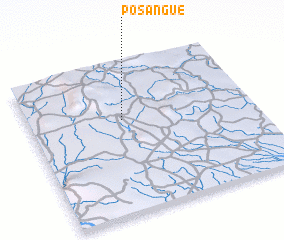 3d view of Posangue