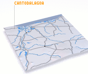 3d view of Canto da Lagoa