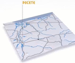 3d view of Pocête