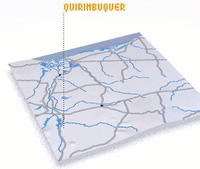 3d view of Quirimbuquer