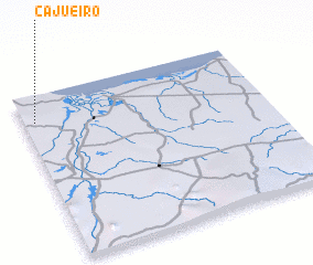 3d view of Cajueiro